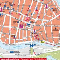 Shopping mit Kultur in Lübeck – immer ein Erlebnis!