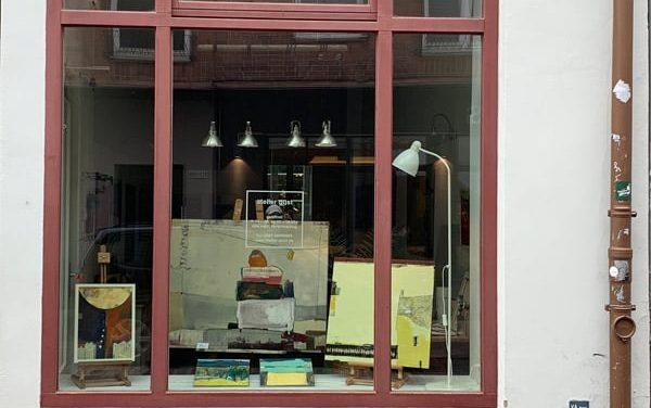 Atelier Maria Gust – Neueröffnung