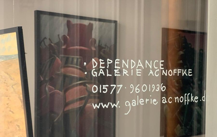 galerie ac noffke lübeck neueröffnung