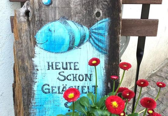 Geschenke Lübeck Zebrafisch