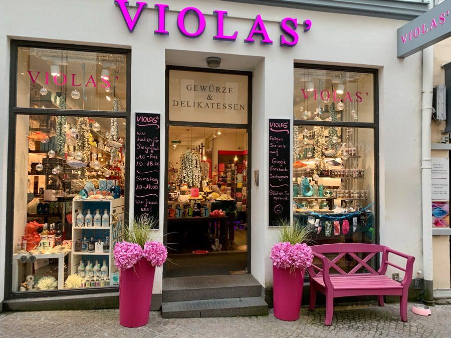 Gewürze und Delikatessen Violas Lübeck