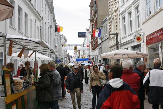 Hüxstraßenfest 2012 in Lübeck