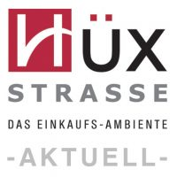Die Hüxstraße wird zur Fußgängerzone!
