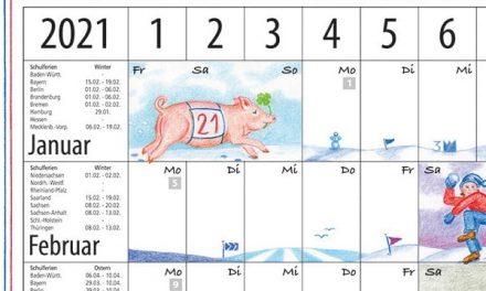 Lübeck Kalender 2021