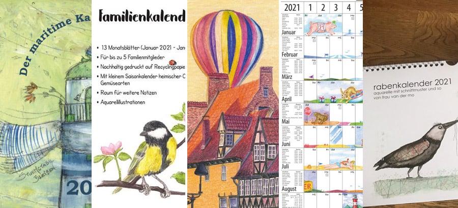 Luebeck Kalender 2021