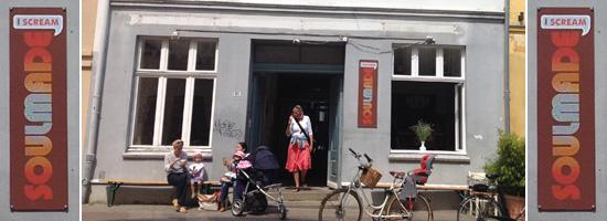 """Neueröffnung in Lübeck. Eis essen bei """"SOULMADE I Scream"""""""