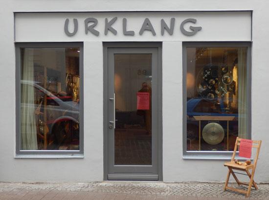 Lübeck Neueröffnung 2014 Urklang in der Hüxstraße