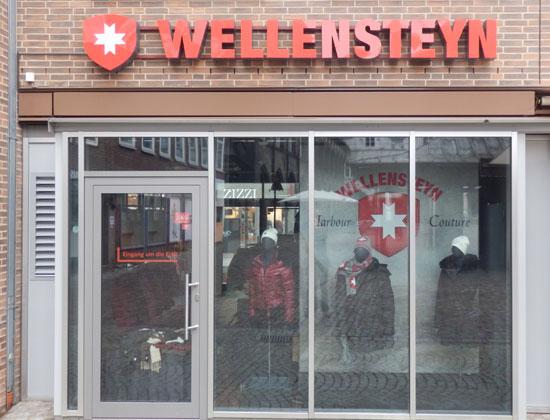 Neueröffnung in Lübeck 2014 - Wellensteyn