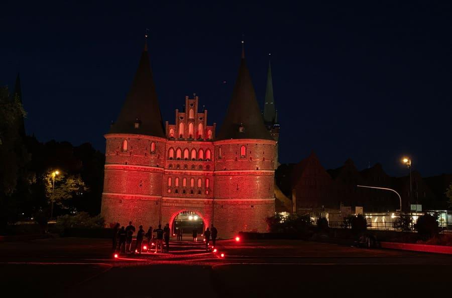 Night of Light Luebeck