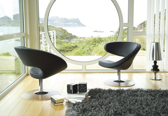 peel club in l beck ergonomische sitzm bel. Black Bedroom Furniture Sets. Home Design Ideas