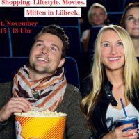 Verkaufsoffener Sonntag zu den Nordischen Filmtagen