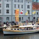 Hafenrundfahrten in Lübeck mit historischen Barkassen