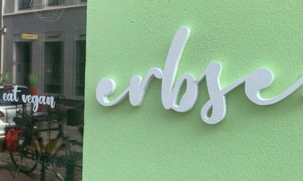 Veganes Restaurant Erbse – Neueröffnung