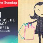 Verkaufsoffener Sonntag Nordische Filmtage in Lübeck