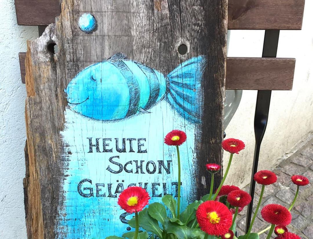Atelier Zebrafisch Hüxstrasse Karin Tauer Lübeck